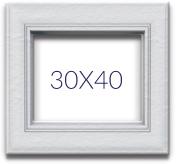 Cadres 30x40