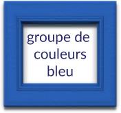 Cadres Photos Bleu