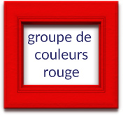Cadres Photos Rouge