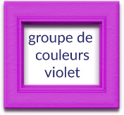 Cadres Photos Violet