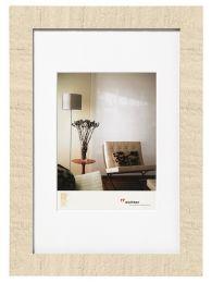 Cadre Photo Homme 15x20 Crème Blanc