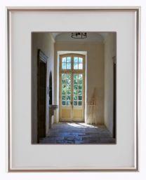 Cadre Photo Ligne Chromé 50x70cm