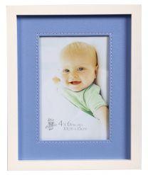 Cadre photo de Bébé Bleu