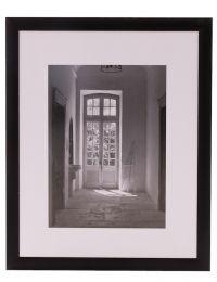 Cadre Photo en Aluminium 24x30 Noir