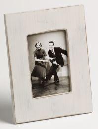 Cadre Vintage Kerry 10x15 Blanc