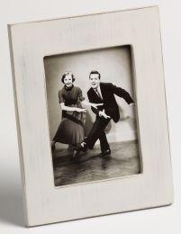 Cadre Vintage 13x18 Kerry Blanc