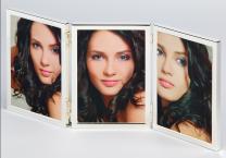 Cadre photo Ines 3x10x15